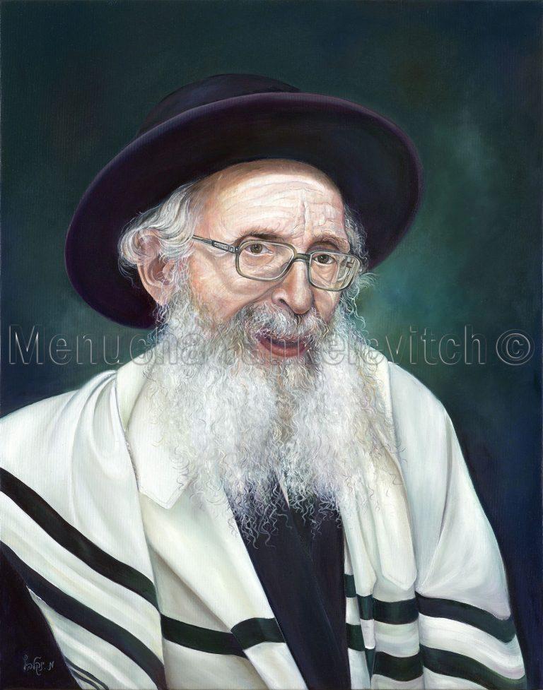 Rabbi Nosson Tzvi Finkel רבי נתן צבי פינקל