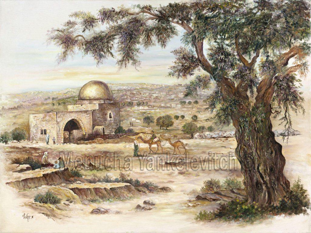 Ancient Rachel's Tomb 101